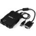 StarTech.com Consola KVM con Carcasa Resistente de Ordenador Portátil a Servidor