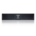 Delta GES152M206035 Line-Interactive 1500VA 8AC outlet(s) Rackmount Black,Grey uninterruptible power supply (UPS)