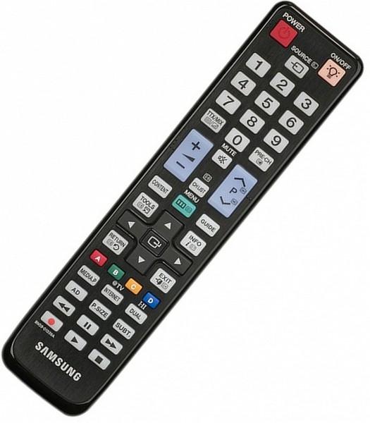 Samsung BN59-01015A IR Wireless press buttons Black remote control