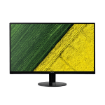 "Acer SA240YAbi computer monitor 60.5 cm (23.8"") Full HD LED Flat Black"