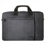 "Tucano Svolta Large notebook case 39.6 cm (15.6"") Briefcase Black BSVO15"