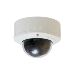 LevelOne PTZ Dome Network Camera, 3-Megapixel, Outdoor, PoE 802.3af, Day & Night, 10x, WDR