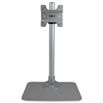 StarTech.com Desktop Monitor Stand - Silver - Works with iMac, Apple Cinema Display and Thunderbolt Display