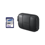 Samsung EA-AK21B2G camera case Black