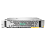Hewlett Packard Enterprise StoreVirtual 3200 4-port 1GbE iSCSI SFF Storage iSCSI Rack (2U) disk array