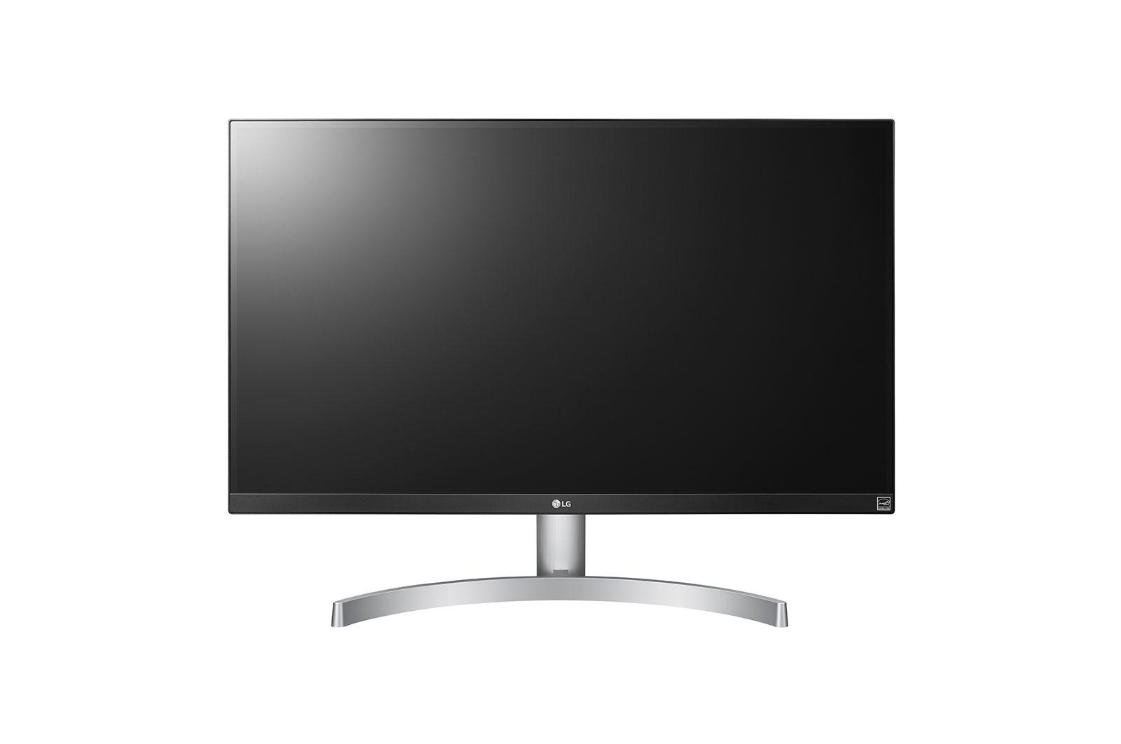 """LG 27UL600-W LED display 68.6 cm (27"""") 4K Ultra HD Flat Black,White"""