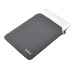 "CODi 15.6 NEOPRENE SLEEVE notebook case 15.6"" Sleeve case Grey"