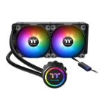 Thermaltake Water 3.0 240 ARGB Sync computer liquid cooling Processor