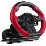 SPEEDLINK SL-250500-BK Steering wheel PC,PlayStation 4,Playstation 3,Xbox One Black,Red gaming controller