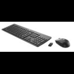 HP T6L04AA keyboard RF Wireless Black