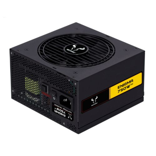 RIOTORO 750W Enigma G2 PSU, Fully Modular, Fluid Dynamic Fan, 80+ Gold, Silent