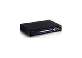 Trendnet TL2-FG142 switch Gestionado L2 Gigabit Ethernet (10/100/1000) Negro 1U