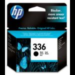 HP 336 Origineel Zwart 1 stuk(s)
