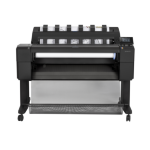 HP Designjet T930 36-in PostScript Printer with Encrypted Hard Disk L2Y22B#B19