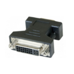 Hypertec 581461-HY cable interface/gender adapter VGA DVI-I Black