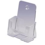 Deflecto A5 Portrait Single Comp Lit Holder Booklet Size