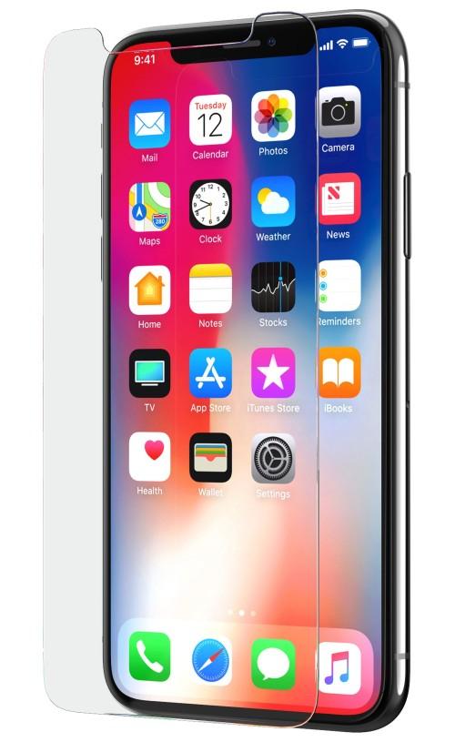 Tech21 Evo Glass iPhone X Clear screen protector 1pc(s)