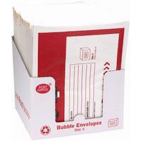 POSTPAK BUBBLE ENV SIZE 5 PK40 9718204