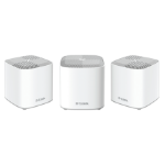 D-Link COVR AX1800 Dual Band Whole Home Mesh Wi‑Fi 6 System
