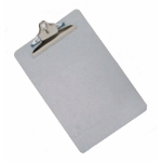 Q-CONNECT KF05596 clipboard Silver
