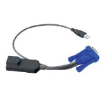Austin Hughes Electronics Ltd DG-100S KVM cable Black