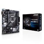ASUS PRIME H410M-K mATX Motherboard 10th Gen LGA1200 DDR4 2933MHz DVI D-Sub 2xPCIe 4xSATA
