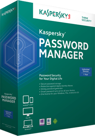 Kaspersky Lab Password Manager