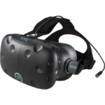 HP HTC Vive Business Edition Dedicated head mounted display Black