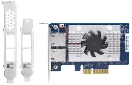 QNAP QXG-10G2T-107 networking card 100 Mbit/s