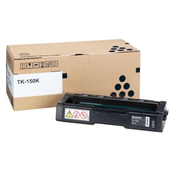 Kyocera 1T05JK0NL0 (TK-150 K) Toner black, 6.5K pages