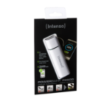 Intenso P2600 power bank White Lithium-Ion (Li-Ion) 2600 mAh