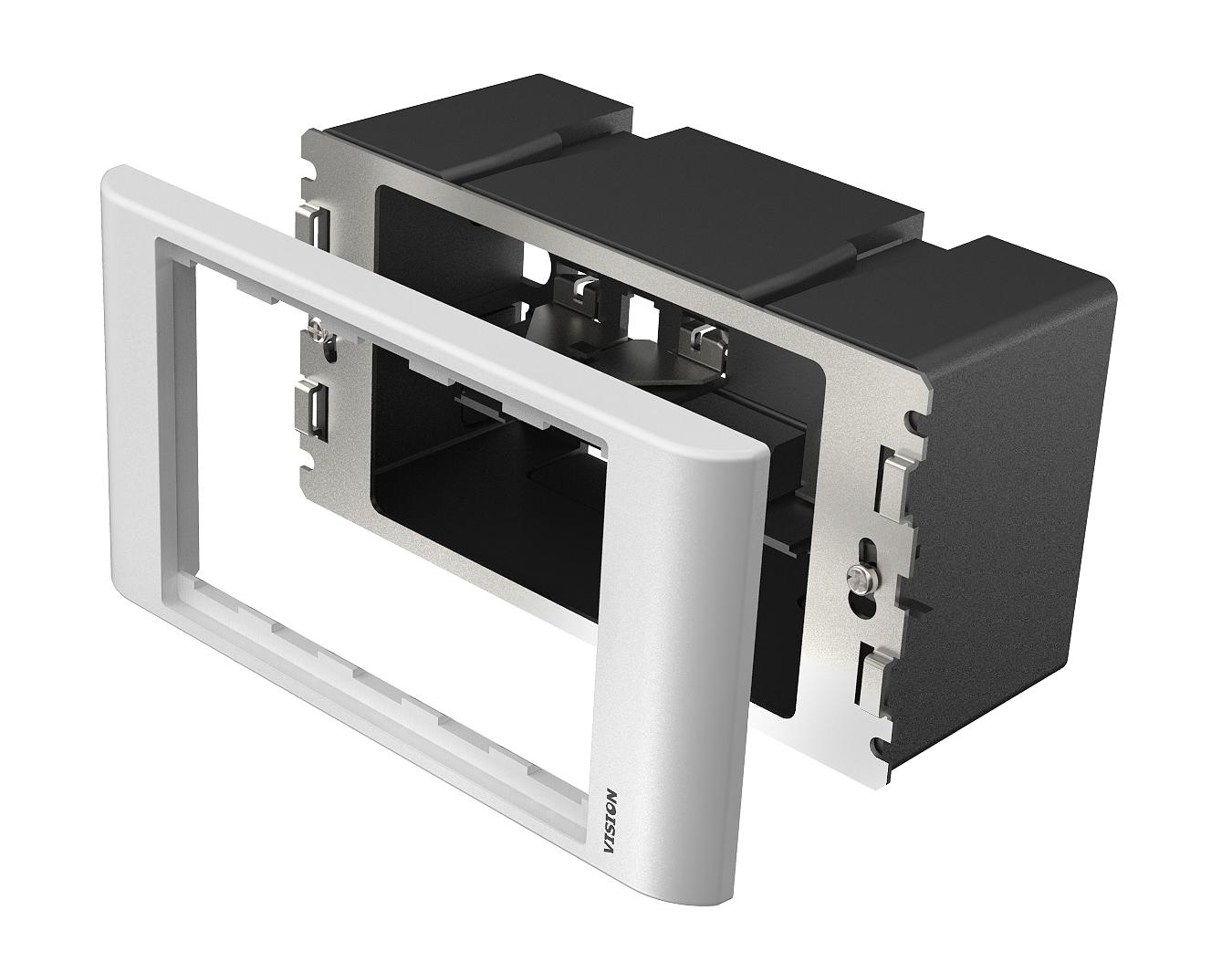 Vision TCDE SURR2G outlet box