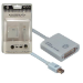MCL CG-293CAZ adaptador de cable Mini DisplayPort DVI Blanco