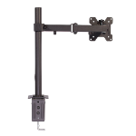 """Lindy 40657 monitor mount / stand 71.1 cm (28"""") Clamp Black"""