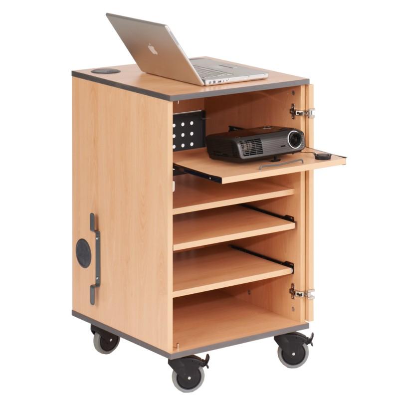 Metroplan MM90 portable device management cart/cabinet Portable device management cabinet Green
