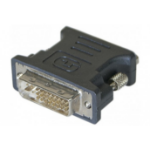 Hypertec 581449-HY cable interface/gender adapter DVI-I VGA Black