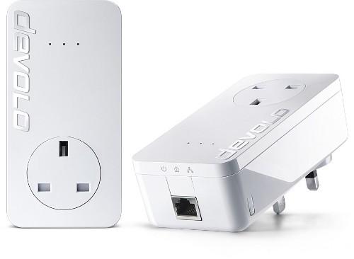 Devolo dLAN 650+ 600Mbit/s Ethernet LAN White 2pc(s)