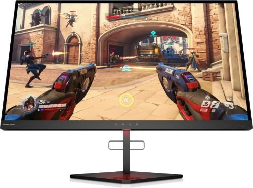 """HP OMEN X Pantalla 25 de 240 Hz para juegos 62.2 cm (24.5"""") 1920 x 1080 pixels Full HD LED Black"""