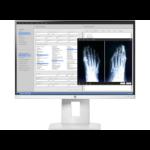 """HP HC240 Healthcare Edition LED display 24"""" WUXGA Flat White"""