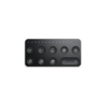 ROLI Touch Block remote control luetooth LE, 6 DNA connectors Bluetooth Black Press buttons