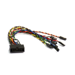 Supermicro Front Panel Switch Cable 16-pin cable interface/gender adapter