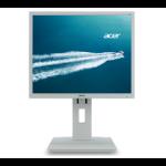 "Acer B6 B196LA 19"" HD IPS Matt White Flat computer monitor"