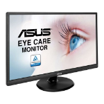 "ASUS 23.8"" Eye Care LED Monitor (VA249HE), 1920 x 1080, 5ms, 100M:1, VGA, HDMI, VESA"