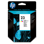 HP 23 Original Cyan,Magenta,Yellow 1 pc(s)