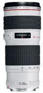 Zoom Lens Ef 70-200mm F/4.0 L Usm