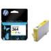 HP 364 cartucho de tinta Original Amarillo 1 pieza(s)