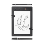 iskn Slate 2+ graphic tablet Bluetooth Black