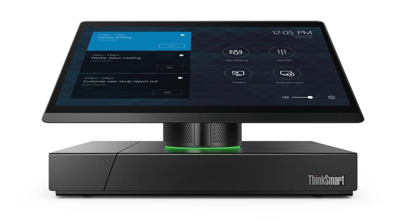 "Lenovo ThinkSmart HUB 500 29,5 cm (11.6"") 1920 x 1080 Pixeles Pantalla táctil 7ª generación de procesadores Intel® Core™ i5 8 GB DDR4-SDRAM 128 GB SSD Wi-Fi 5 (802.11ac) Negro PC todo en uno Windows 10 IoT Enterprise"