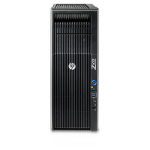 HP Z620 2GHz E5-2620 Mini Tower Black Workstation