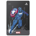 Seagate Game Drive Marvel's Avengers Limited Edition - Captain America external hard drive 2000 GB Multicolor